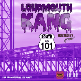 101 South LoudMouthKang $ front cover