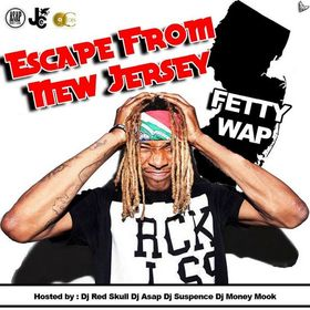Escape From New Jersey DJ Money Mook front cover