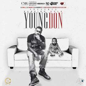Young Don Bambino Gold front cover