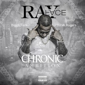 Chronic Ambition Ray Face front cover