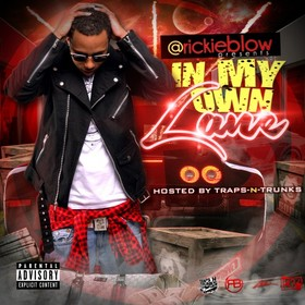 In My Own Lane Rickie Blow front cover