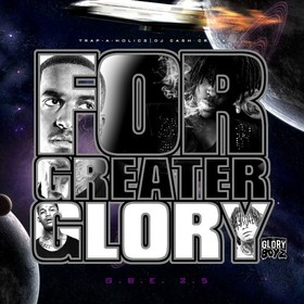 GBE: For Greater Glory 2.5 Trap-A-Holics front cover