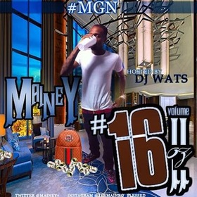 #16oz Vol. 2 Lil Mainey front cover