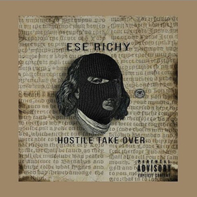 Hostile Takeover Ese Richy front cover