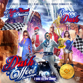 Dash Effect Roscoe Dash front cover