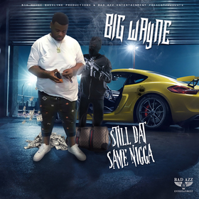 Still Dat Same Nigga DJ Dow Jones front cover