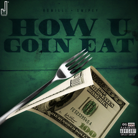 How U Goin Eat TROUBLESQUAD front cover