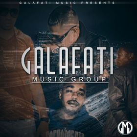 Galafati Music Group Various Artists front cover