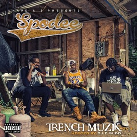 Trench Muzik 2 Spodee front cover