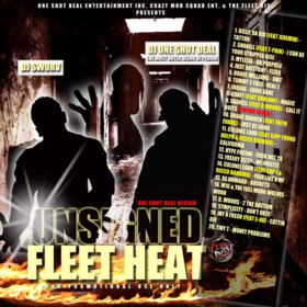 Unsigned Fleet Heat Various Artists front cover