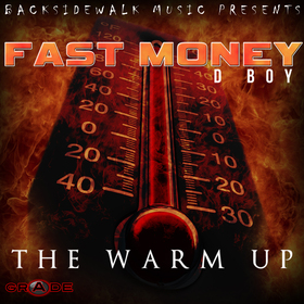 The Warm Up Fast Money D-Boy front cover