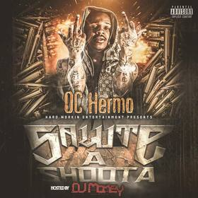 Salute A Shoota OC Hermo front cover