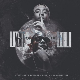 Weight Of The World Johnny Cinco front cover