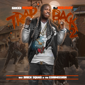 Trap Back 2 Gucci Mane front cover