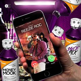 Sauce Talk Hosted By Reezie Roc DJ Money Mook front cover