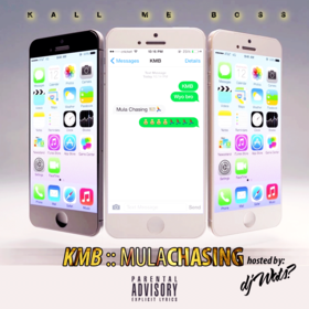 Mula Chasing Kall Me Boss front cover
