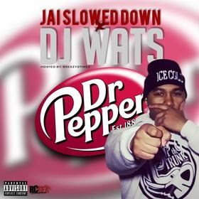 Dr. Pepper DJ Wats front cover