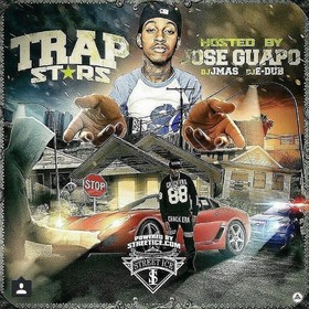 Trap Star (Hosted By Jose Guapo) Dj E-Dub front cover