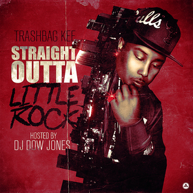 Straight Outta Little Rock Trashbag Kee front cover