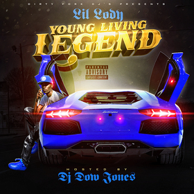 Young Living Legend Lil Lody front cover
