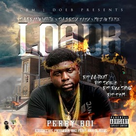 LOADB Perry Boi front cover