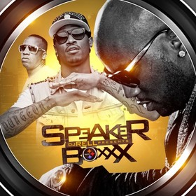 Speakerboxxx DJ Rell front cover