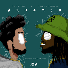 Ashamed EP Gwala DeNiro front cover