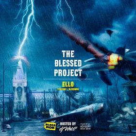 THE BLESSED PROJECT BLE$$ MOB front cover