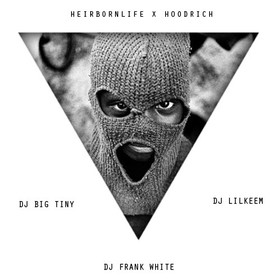 HeirbornLife Presents: Far From Home 2 DJ Frank White front cover