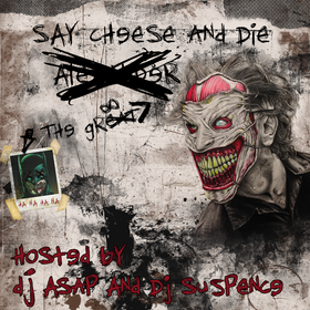 Say Cheese And Die The Gr8 Wapeddell front cover