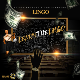 Learn The Lingo Lingo front cover