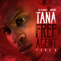 Free Agent 3 Tana front cover