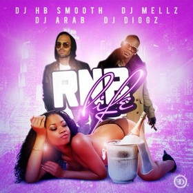RNB Life DJ HB Smooth front cover