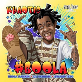 Boola Khaotic front cover
