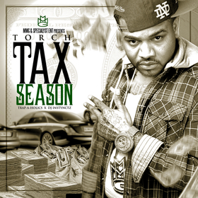 Tax Season Torch front cover