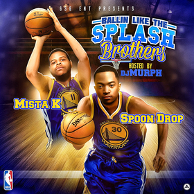 Ballin Like The Splash Brothers Spoon Drop front cover