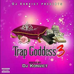 Trap Goddess 3 Various Artists front cover
