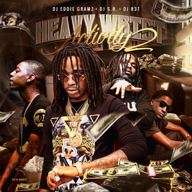 Heavy Wrist Activity 2 Eddie Gramz front cover