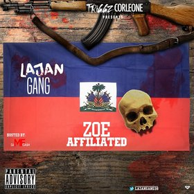 Zoe Affiliated DJ MF Cash front cover