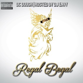 Regal Begal Global Dough front cover