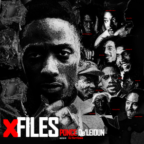 X Files Ponce DeLeioun front cover