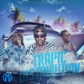 Trapic Distribution Various Artists front cover