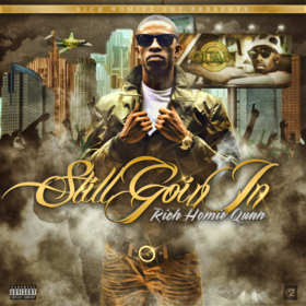 Still Goin In Rich Homie Quan front cover