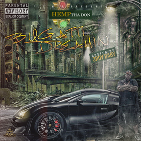 Bugatti Dreaming Hemp Tha Don front cover