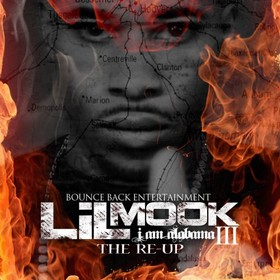 I Am Alabama 3 (The Re-Up) Lil Mook front cover