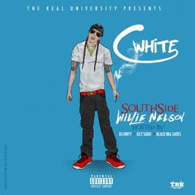 Southside Willie Nelson C White front cover