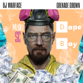 Dope Boy MALIO front cover