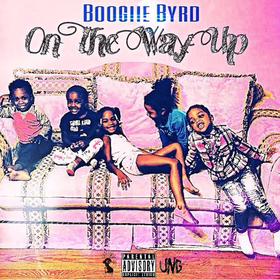 On The Way Up Boogiie Byrd  front cover