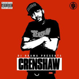 Crenshaw Nipsey Hussle front cover