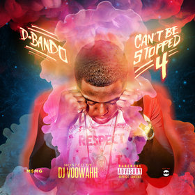 Can't Be Stopped 4 D-Bando front cover